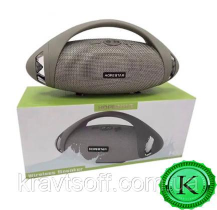 Беспроводная bluetooth-колонка HOPESTAR-H37, StrongPower, c функцией speakerphone, радио