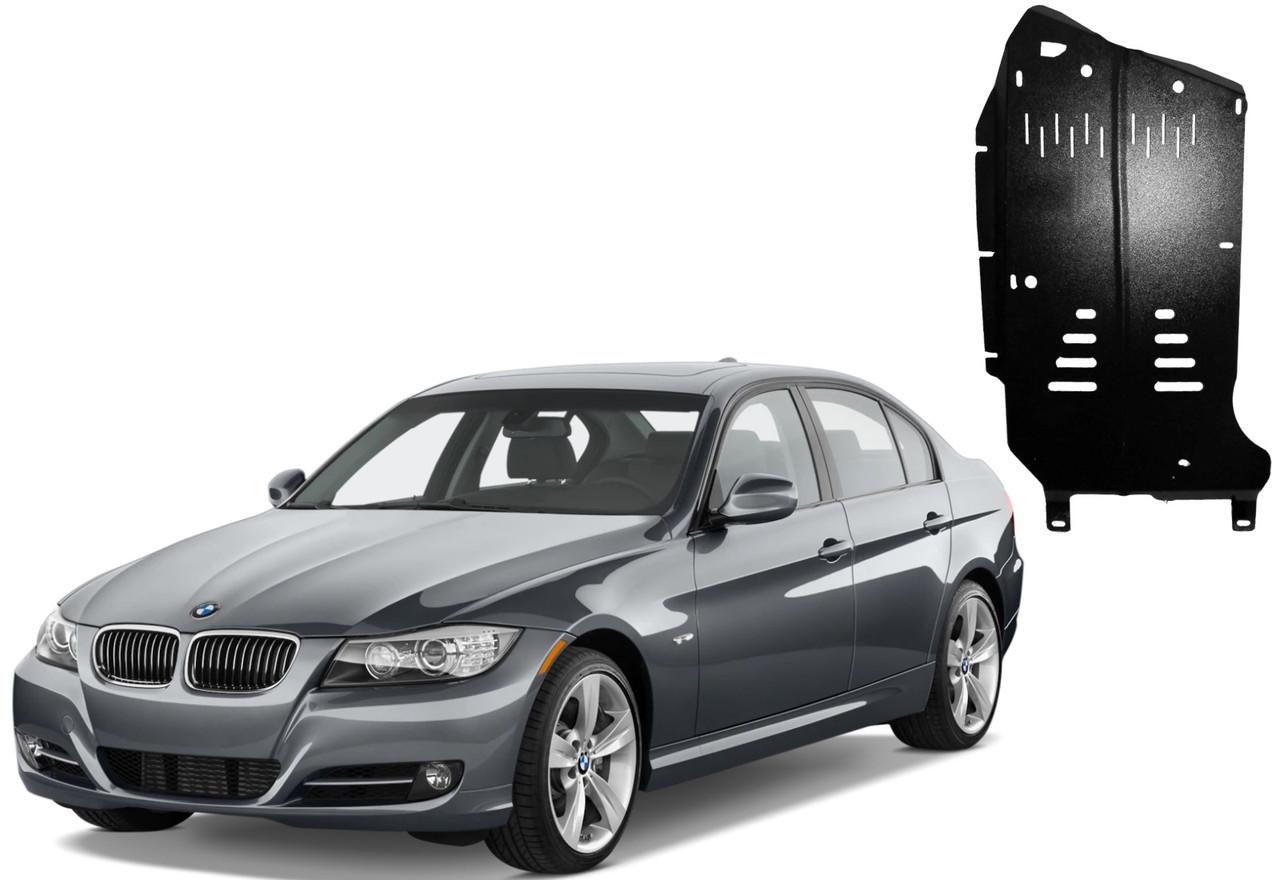 Защита КПП BMW 3 Series E90/E91 2004-2012