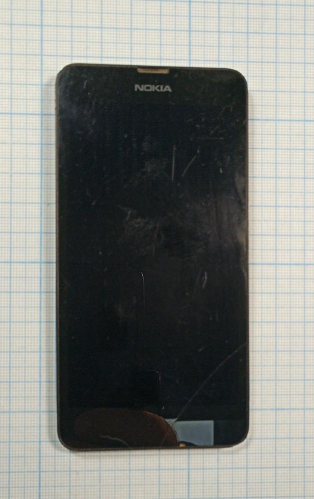 Дисплей (модуль) для Nokia Lumia 630 Original б/в