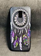 Бампер Rock Tatoo Art Case for Samsung J600 (J6-2018) Totem, фото 1