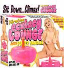 Вибро кресло Vibratinh Ecstacy Lounge, фото 2