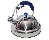 Чайник 3 л. GIAKOMA G-3308 для газовых и электрических плит