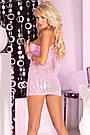 Платье Glitterati sequin dress pink S/M, фото 2