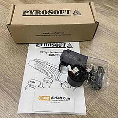Пусковое устройство КИТ-203 под вышибной для подствольного гранотомета M203 [PYROSOFT] (для страйкбола)