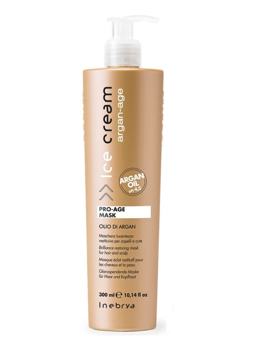 Маска с аргановым маслом для окрашенных волос Inebrya Argan Oil Pro Age Mask (разлив)