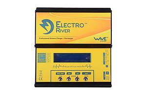 Микропроцессорное зарядное устройство Wave ™ [ElectroRiver] (для страйкбола)