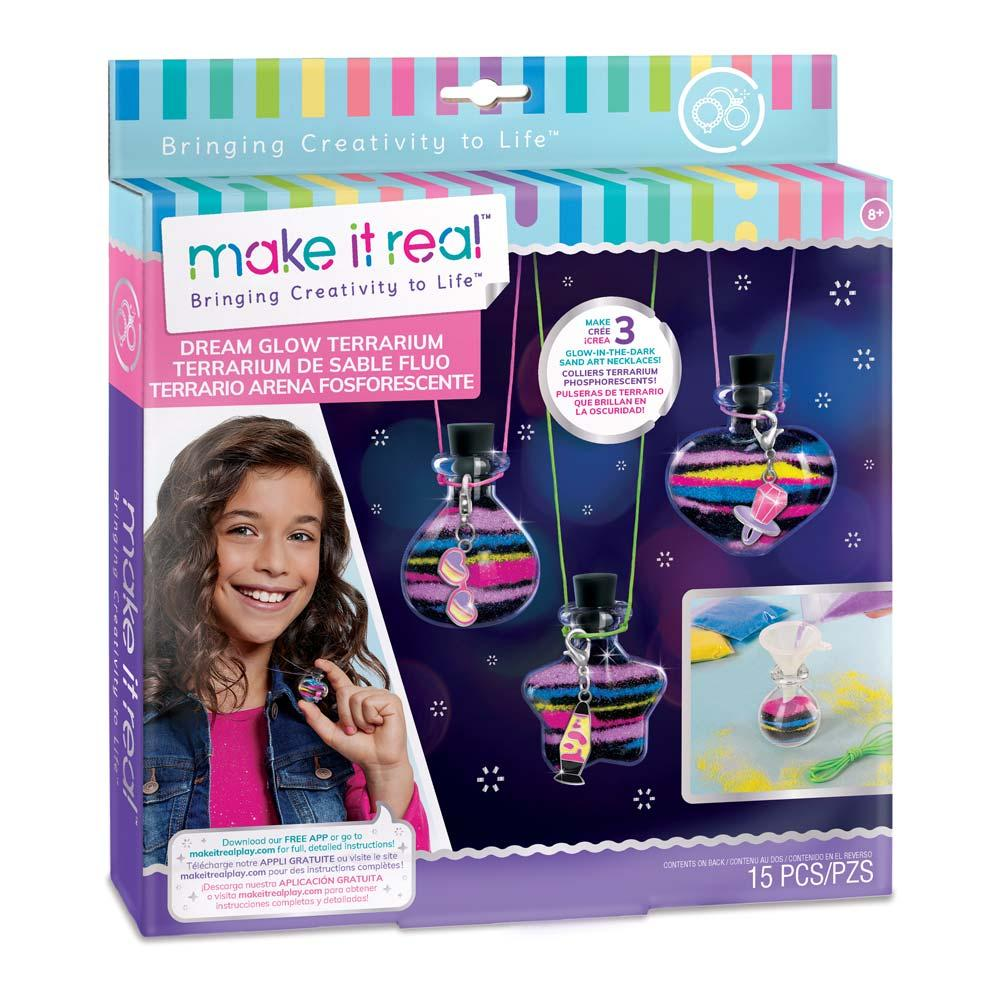 Make it Real Набор для создания волшебных кулонов «Сказочные сновидения» MR1314