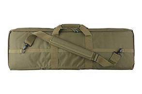 Сумка оружейная с мягкими бортами - olive [GFC Tactical] (для страйкбола)