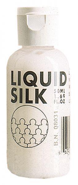 Лубрикант LIQUID SILK «Жидкий Шелк», 50 мл