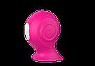 Стимулятор для клитора VIBES OF LOVE PLEASURE SNAIL MAGENTA, фото 4