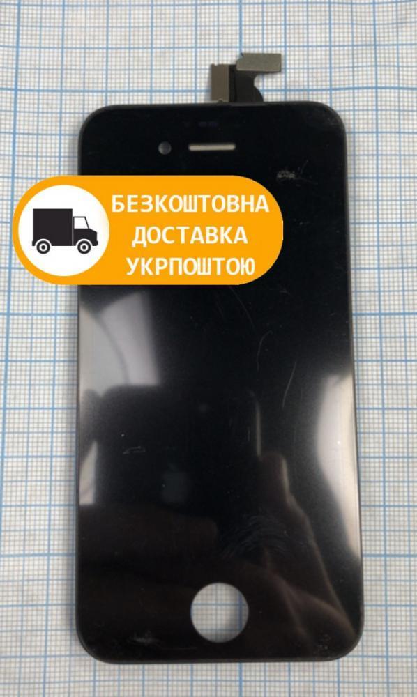 Дисплей (модуль) для  iPhone 4S з сенсором  H/C чорний