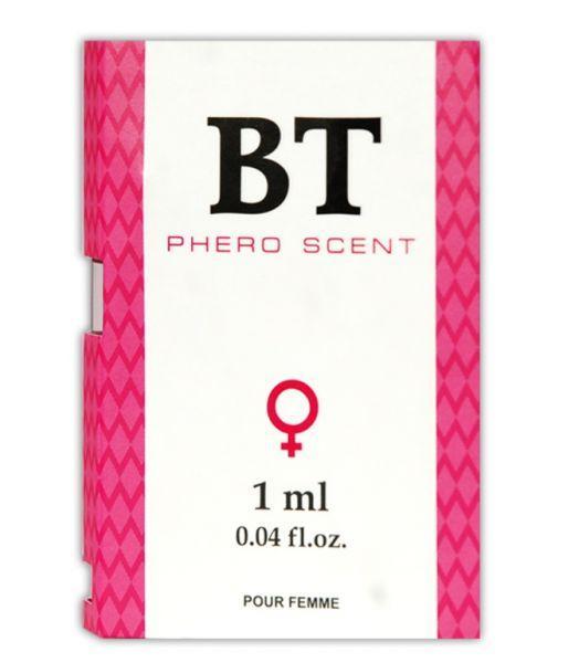 Пробник Aurora BT PHERO SCENT for women, 1 ml