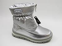 Зимние сапоги дутики Weestep R520937707S для девочки, фото 1