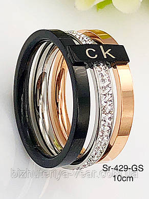 Кольцо Sr-429(6,7,8), фото 2