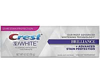 Отбеливающая зубная паста Crest 3D white Brilliance 116 г
