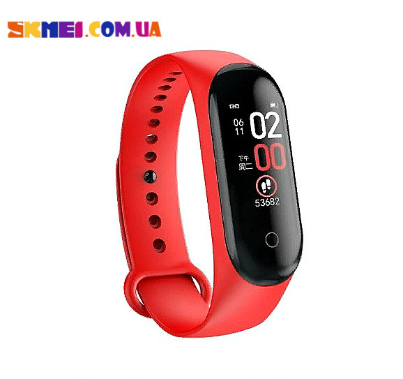 Smart Band Skmei M4 PRO (Red)