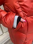 Пальто длинное пуховик Tarun Y020-149-JH004, фото 8