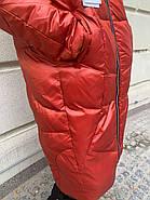 Пальто длинное пуховик Tarun Y020-149-JH004, фото 6