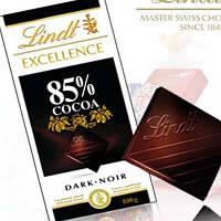 "Шоколад ""Lindt Excellence"" 85% какао"
