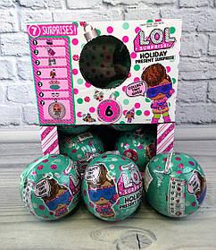 Кукла L.O.L Holiday Новогодний Лук 572329 L.O.LSurprise