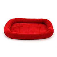 Лежак-коврик для домашних животных Hoopet HY-1044 XL Red (5288-17706)