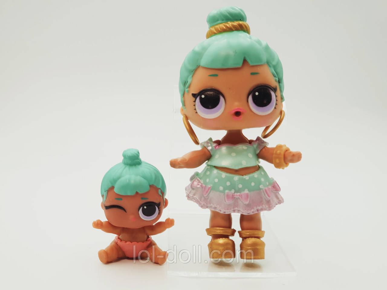 Сім'я Лялька LOL Surprise 2 Серія LOL Surprise Genie - Східна принцеса Лол Сюрприз Без Кулі Оригінал