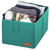 Ящик-органайзер для хранения вещей M ORGANIZE HY-M-azure лазурь, фото 1