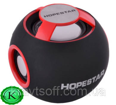 Беспроводная bluetooth-колонка HOPESTAR-H46, StrongPower, c функцией speakerphone, радио