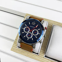 Guardo 11253-2 Brown-Silver-Blue