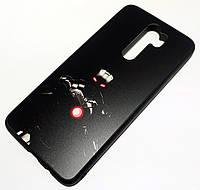 Чехол для Xiaomi Redmi Note 8 Pro PET matte print