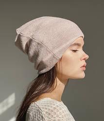 Зимние шапки-чулки