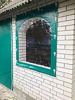 Мягкие окна, беседки,веранды,террасы,летнее кафе,шторы Тент ПВХ
