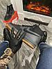 Мужские зимние кроссовки Nike Lunar Force 1 Duckboot '17 (Premium-class) серые с мехом, фото 3