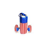 """Боксерский набор """"Америка"""" 55х20 см для детей от 6 лет Danko Toys Большой"""