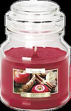 Ароматичні свічки BISPOL яблуко-кориця
