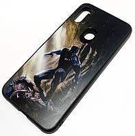 Чохол для Samsung Galaxy A11 A115F PET matte print чорна пантера