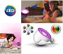 Светильник настольный декоративный Philips LIC Iris LivingColors Remote control Clear