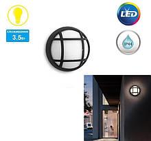 Светильник уличный настенный Philips myGarden Lorikeets LED 1х3.5W IP44 Black