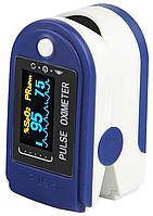 Пульсоксиметр - для измерения пульса и количества кислорода в крови, фото 1