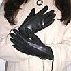 Перчатки женские сенсорные черные р. 7, фото 3