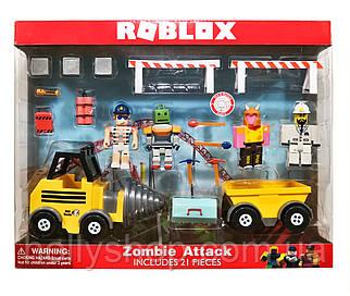 Роблокс: Операція Вибухівка   Roblox: Operation Tnt Набір фігурок