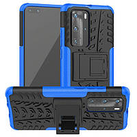 Чехол Armor Case для Huawei P40 Pro Blue