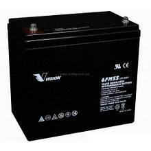 Аккумуляторная батарея Vision FM 12V 55Ah