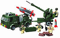 Конструктор детский Brick Ракетная Установка 812, фото 1