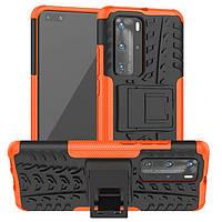 Чехол Armor Case для Huawei P40 Pro Orange