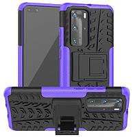 Чехол Armor Case для Huawei P40 Pro Purple