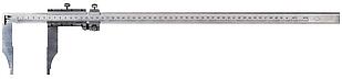 Штангенциркуль ШЦ-III-800 мм 0,05 мм губ. 125 мм с устр. точн. устан. рамкиГОСТ 166-89 FOZI