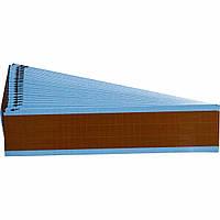 Brady TMM-COL-BR кабельные маркеры 6,35*12,7 мм коричневый лист