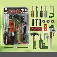 Набор инструментов 1035 (72/2) на листе