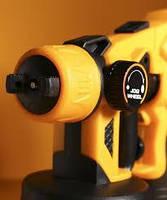 Краскопульт Deko Электрический краскораспылитель DEKO DKCX01 800мл Покрасочный пистолет DEKO, фото 4